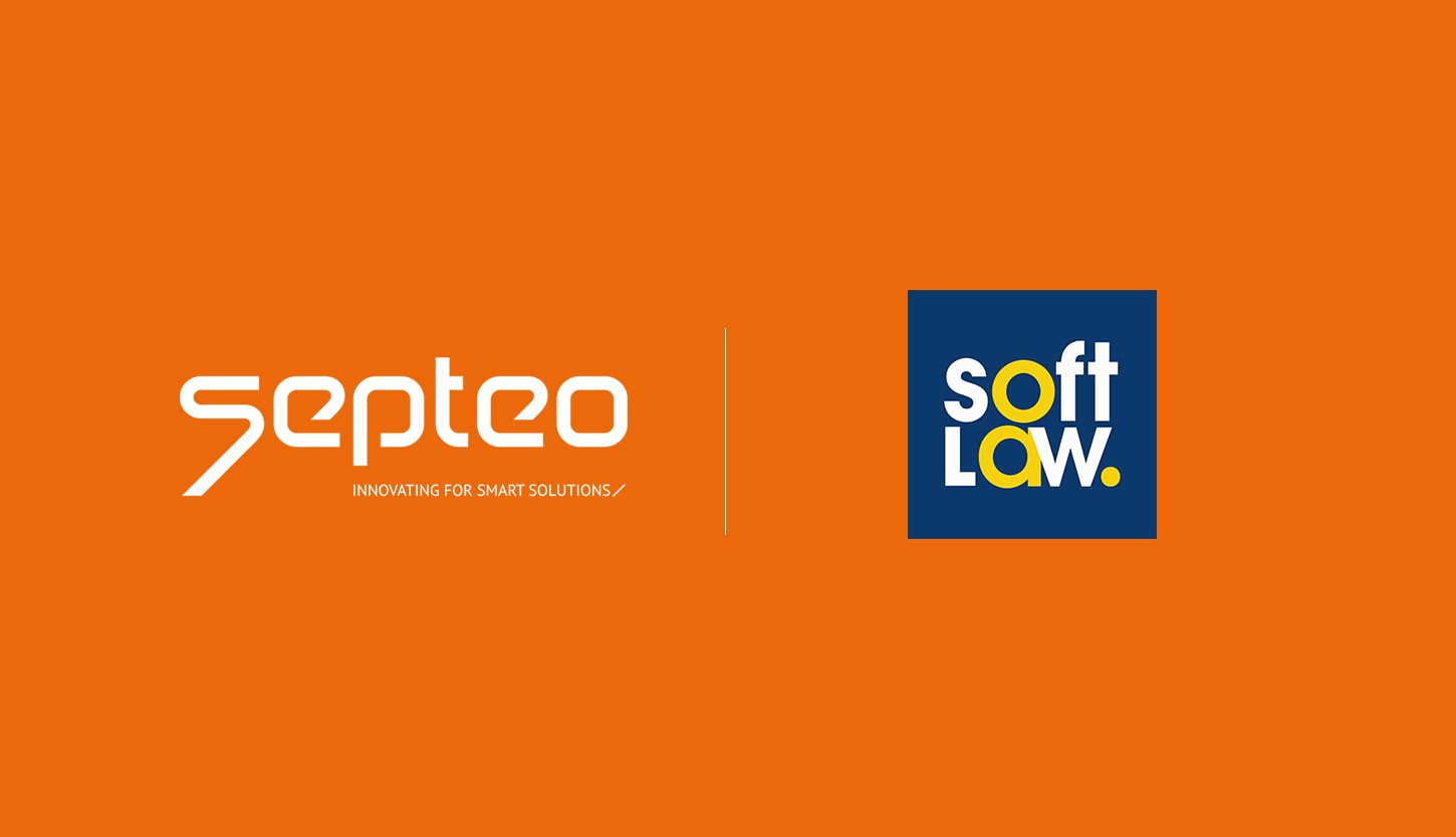 Septeo renforce son expertise dans le domaine de l'IA (intelligence artificielle) en faisant l'acquisition de SOFTLAW.